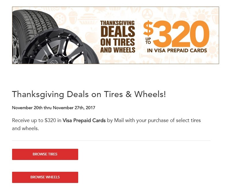 Discount Tire Utah >> Discount Tire Black Friday 2019 Ad Deals And Sales